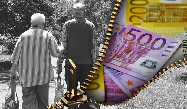 Anziani - povertà - Pensionati
